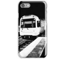 Train to nowhere.  iPhone Case/Skin
