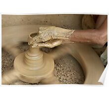 Earthen Pottery#12 Poster