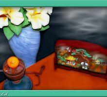 Mystic Still Life by George  Link