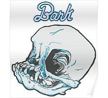 Bark. Poster