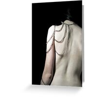 Chain Photo Greeting Card