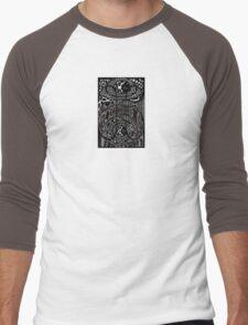 Through the Wormhole Men's Baseball ¾ T-Shirt