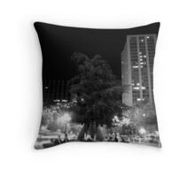 Downtown La Paz Throw Pillow
