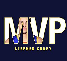 MVP, Stephen Curry by silverbrush