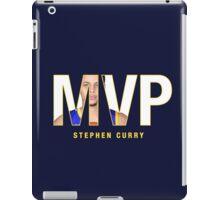 MVP, Stephen Curry iPad Case/Skin