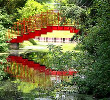 Red Bridge by BarbL