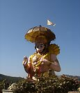 Jai Hanuman by Tridib Ghosh