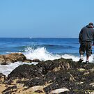 Hubby and The Sea by VanillaDolphin