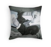 LITTLE GENIUS Throw Pillow