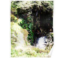 hidden lagune Poster