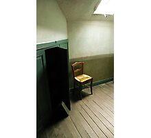 Vincent van Gogh's death-room Photographic Print