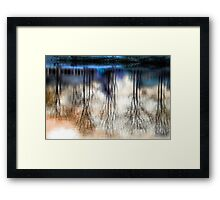 Altering Our Perspective Framed Print