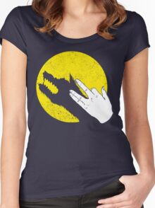 Hand of the Werewolf Women's Fitted Scoop T-Shirt