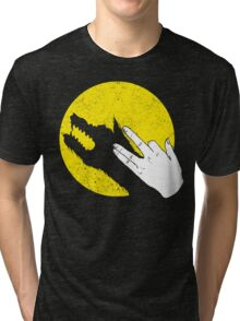 Hand of the Werewolf Tri-blend T-Shirt