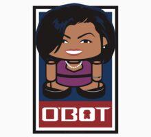 Renaissance O'bamabot Toy Robot 2.1 by Carbon-Fibre Media