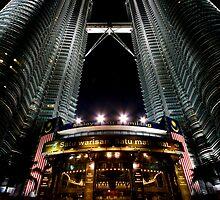 Petrona Twin Towers, Kuala Lumpur, Malaysia by tazee
