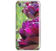 Purple Tulip iPhone Case/Skin