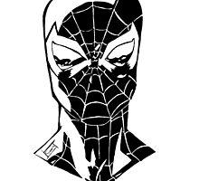 Spider-Man Noir by jordnnoa