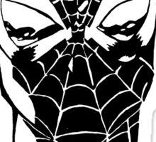 Spider-Man Noir Sticker