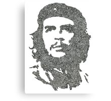 The Intricacies of Che Guevara Canvas Print