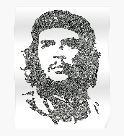 The Intricacies of Che Guevara Poster