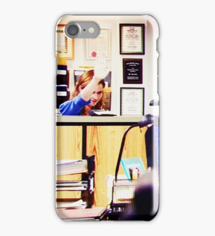 Jim & Pam Matching Cases - Pam iPhone Case/Skin