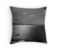 Ocean Fun Throw Pillow