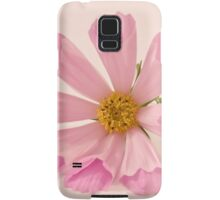 Pink Cosmo - Sea Shell Macro Samsung Galaxy Case/Skin