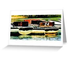 Hollow Ponds Greeting Card