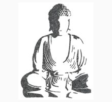 The Intricacies of the Meditating Buddha One Piece - Short Sleeve