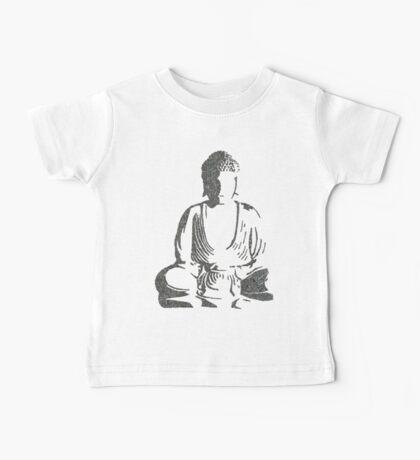 The Intricacies of the Meditating Buddha Baby Tee