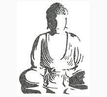 The Intricacies of the Meditating Buddha Unisex T-Shirt