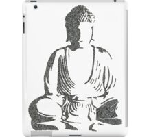 The Intricacies of the Meditating Buddha iPad Case/Skin