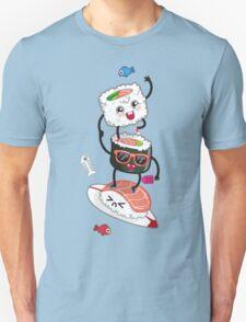 Surfin' sushi T-Shirt