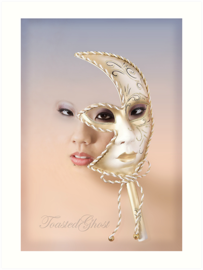 The mask of many moons by ToastedGhost
