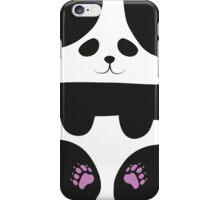 Lindo Osito Panda iPhone Case/Skin