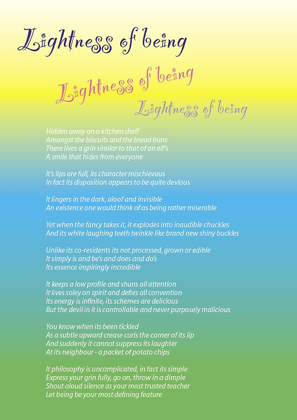 Lightness of Being by Plum