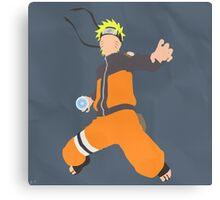 Naruto (Simplistic) Canvas Print