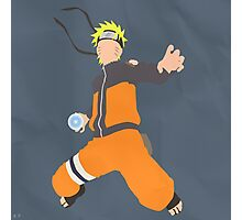 Naruto (Simplistic) Photographic Print