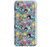 Harajuku madness iPhone Case/Skin