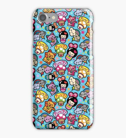 Harajuku madness iPhone Case/Skin