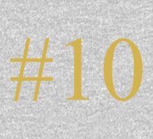 Number Ten Kids Tee