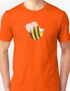 Cool & Crazy Funny Bee / Bumble Bee (Sweet & Cute) Unisex T-Shirt
