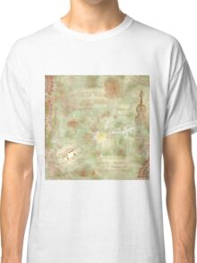 Pulse Of Spring  Classic T-Shirt