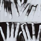 Deep Discomfort - b&w by ghastly