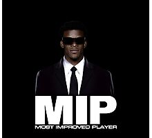 """Jimmy """"MIP"""" Butler Photographic Print"""