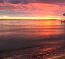 Sullivan Bay, Sorrento - sun is rising Sticker