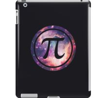 PI - Universum / Space / Galaxy  Nerd & Geek Style iPad Case/Skin