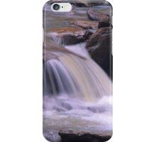 Woodland Creek Below The Falls iPhone Case/Skin