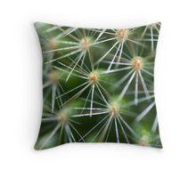 Spinning Around Throw Pillow